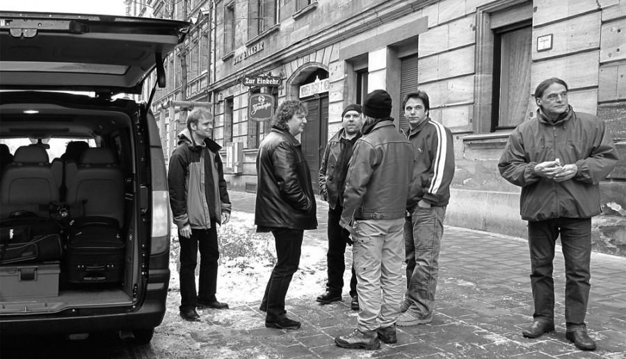 2009/2010: on tour...