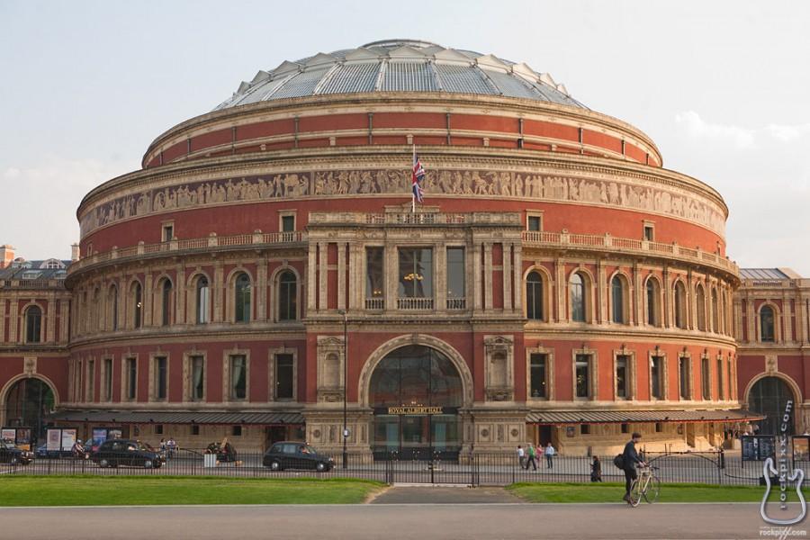 London 2011, Royal Albert Hall