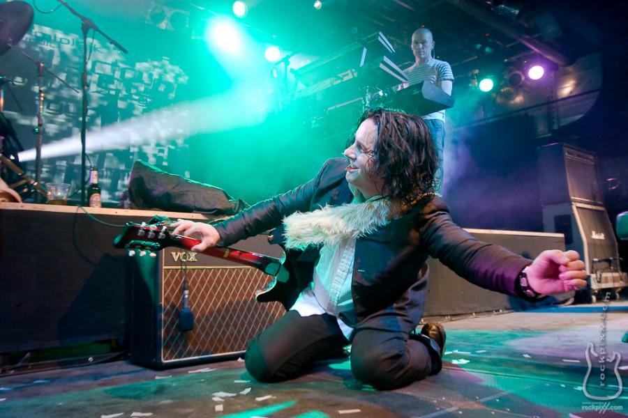 Marillion, 06.02.2009, München, Backstage