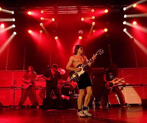 Barock, 13.10.2007, München, Circus Krone