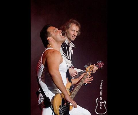 MerQury, 10.11.2007, Braunschweig, Volkswagenhalle