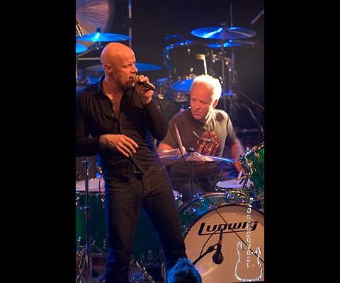 Drown'n'Tears, 20.11.2007, München, Backstage