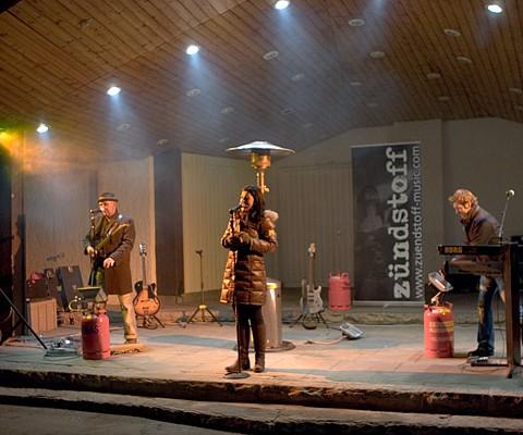 Zündstoff, 28.12.2007, Riezlern (A), Gemeindeplatz