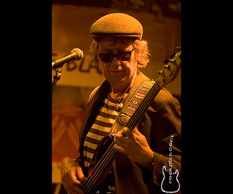 Donny Vox and St. George, 15.03.2008, Schwäbisch-Hall, NCO-Club