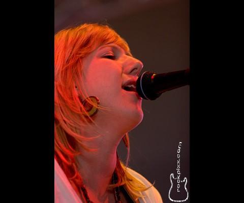 Claudia Koreck, 08.05.2008, München, Olympiapark