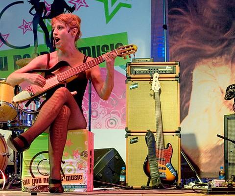 Sissi Perlinger, 08.05.2008, München, Olympiapark