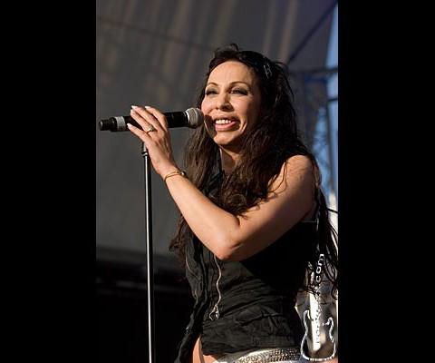 Jennifer Rush, 20.06.2008, Kiel, Unser Norden-Bühne