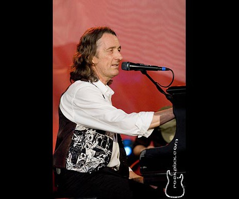 Roger Hodgson, 22.06.2008, Kiel, NDR-Bühne