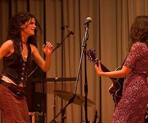 Vivid Curls, 02.10.2008, Hirschegg (A), Walserhaus