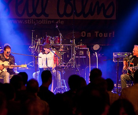 Blues'n Guitars, 04.04.2009, Renningen, Festhalle Stegwiesen
