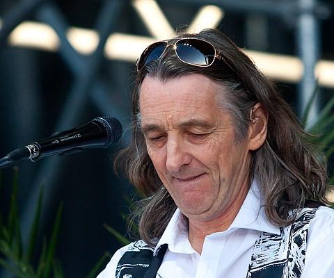Roger Hodgson, 13.06.2009, Mühldorf am Inn, Trabrennbahn