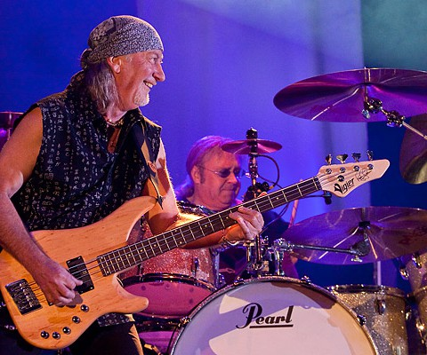 Deep Purple, 13.06.2009, Mühldorf am Inn, Trabrennbahn
