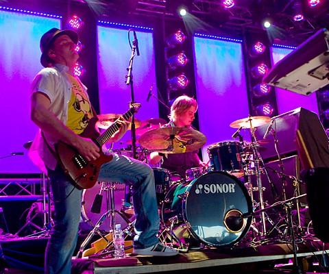 CoverLine, 23.06.2009, Kiel, Kieler Woche Musikzelt