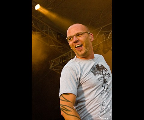 Thomas D., 23.06.2009, Kiel, NDR-Bühne
