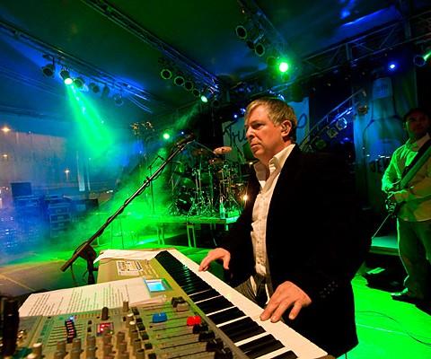 True Collins, 23.06.2009, Kiel, MAXBühne