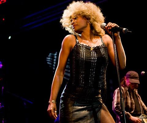 Tina Turner Revival, 24.06.2009, Kiel, Kieler Woche Musikzelt