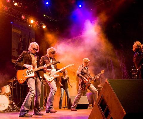 Voodoo Lounge, 26.06.2009, Kiel, HSH Nordbank-Bühne