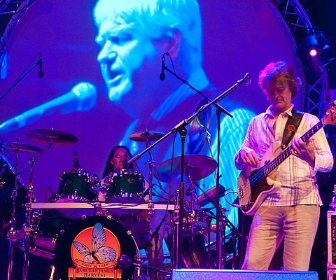 John Lees' Barclay James Harvest, 15.08.2009, Homburg / Saar, Stadtpark