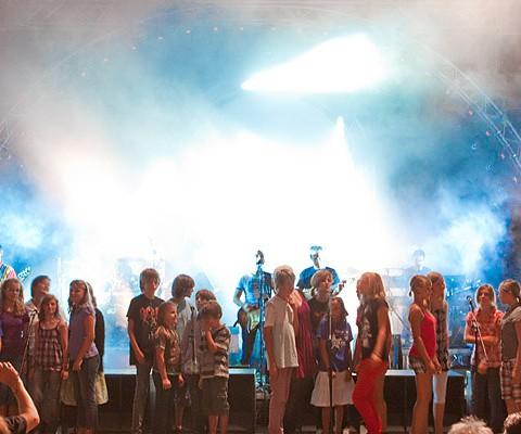 Echoes, 22.08.2009, Hanau, Amphittheater