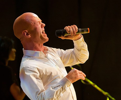 Jimmy Somerville, 27.11.2009, Dresden, ICD