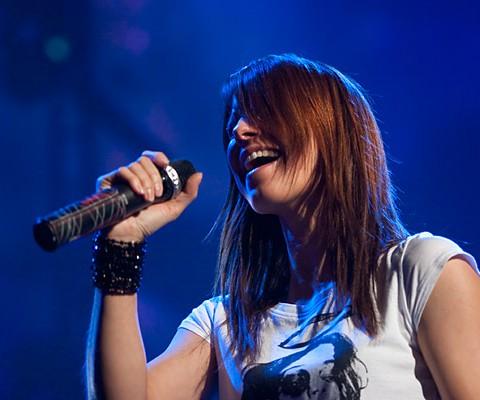 Christina Stürmer, 10.12.2009, München, Olympiahalle