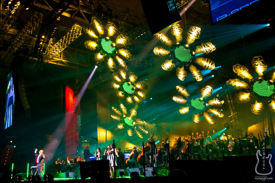 Heaven 17, 10.12.2009, München, Olympiahalle