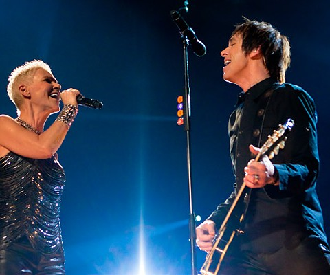 Roxette, 10.12.2009, München, Olympiahalle