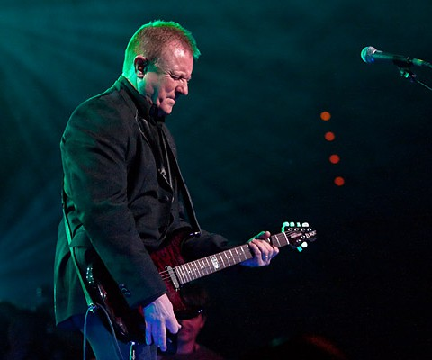 John Miles, 10.12.2009, München, Olympiahalle