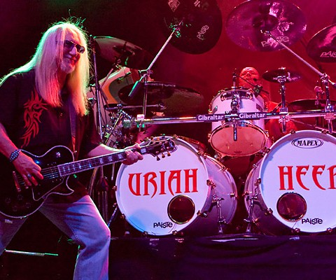 Uriah Heep, 17.12.2009, Kempten, BigBOX