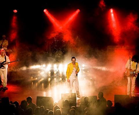 Q-Revival Band, 20.02.2010, Illingen, Kulturzentrum Illipse