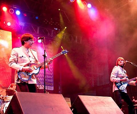ReCartney, 19.06.2010, Kiel, Rathausbühne