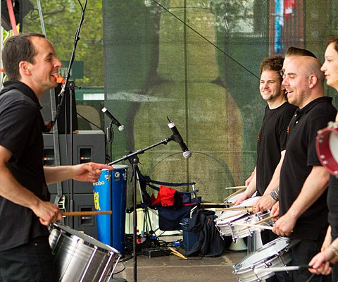 Boombão, 20.06.2010, Kiel, MAXBühne