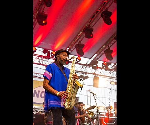 UB40 (Ali Campbell), 20.06.2010, Kiel, Unser Norden-Bühne