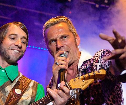 Big Maggas, 21.06.2010, Kiel, Kieler Woche Musikzelt