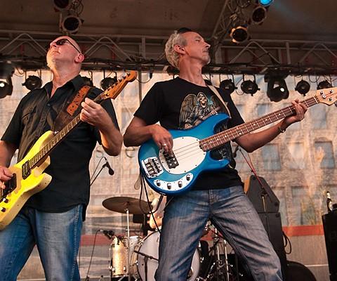 Konzertaufnahme, PowerAge, 24.06.2010, Kiel, MAXBühne