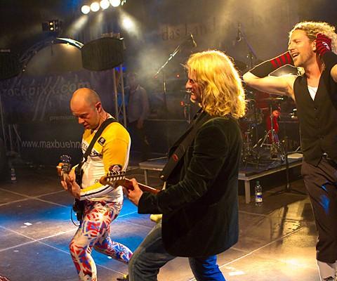 Konzertaufnahme, Cilli con Pepper, 24.06.2010, Kiel, MAXBühne
