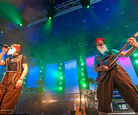 Illegal 2001, 25.06.2010, Kiel, Kieler Woche Musikzelt