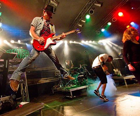 CoverLine, 25.06.2010, Kiel, MAXBühne