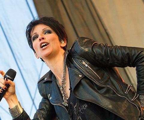 Nena, 26.06.2010, Kiel, Unser Norden-Bühne