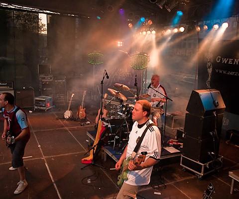 Konzertaufnahme, Gwendoline, 27.06.2010, Kiel, MAXBühne