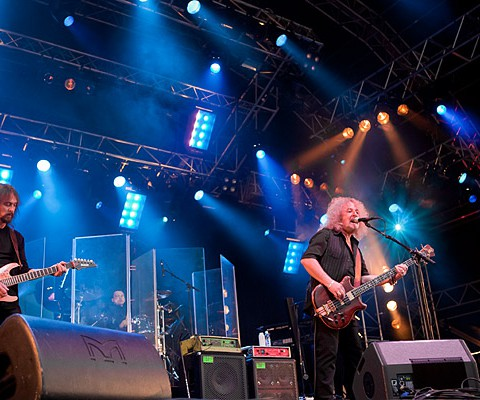 Barclay James Harvest feat. Les Holroyd, 27.08.2010, Arbon (CH), Seepromenade