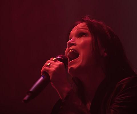 Konzertaufnahme, Tarja Turunen, 05.11.2010, Kempten, bigBOX