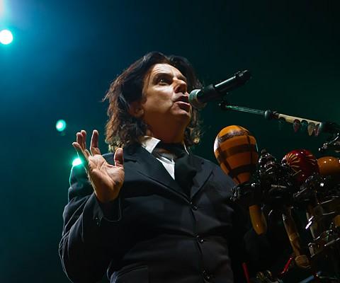 Konzertaufnahme, Marillion, 19.11.2010, München, Olympiahalle