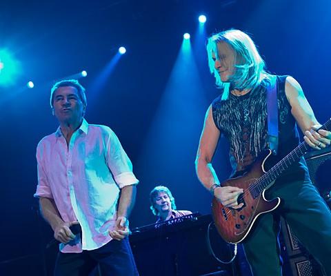 Konzertaufnahme, Deep Purple, 19.11.2010, München, Olympiahalle