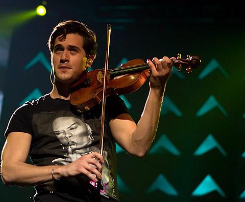 Charlie Siem, 09.12.2010, München, Olympiahalle