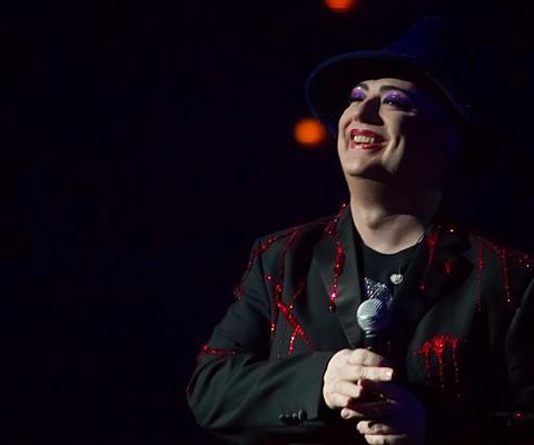 Boy George, 09.12.2010, München, Olympiahalle