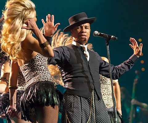 Kid Creole And The Coconuts, 09.12.2010, München, Olympiahalle