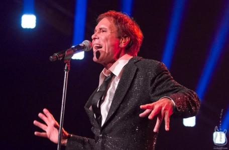 Cliff Richard, 09.12.2010, München, Olympiahalle