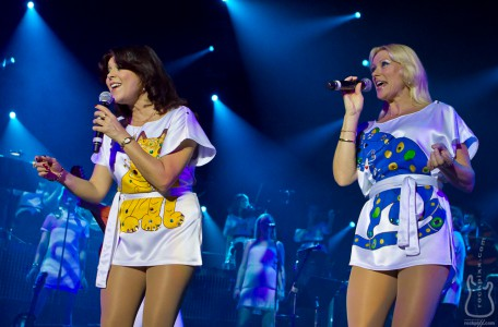 ABBA The Show, 21.01.2011, Kempten, BigBOX