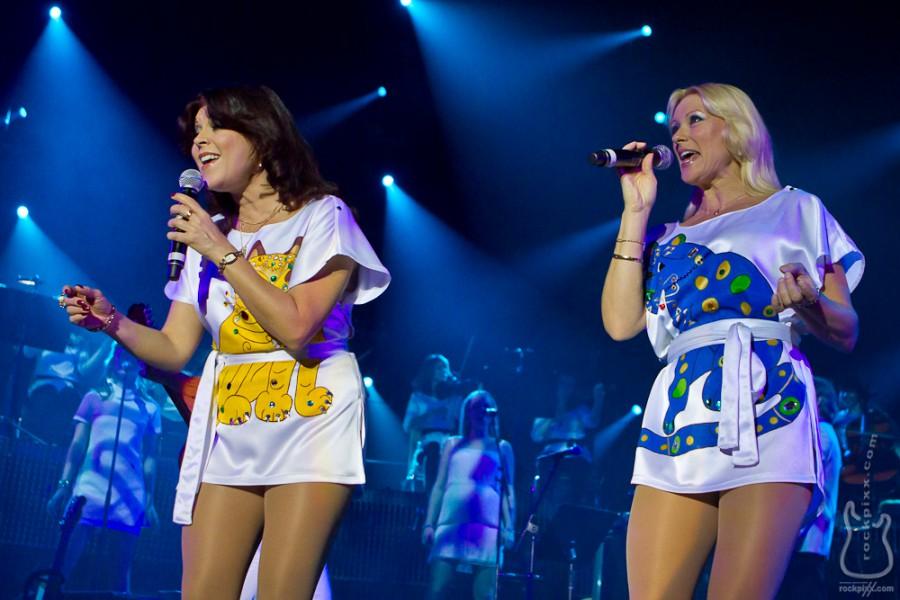 ABBA The Show, 21.01.2011, Kempten, BigBOX
